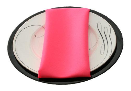 Neon Pink Napkins