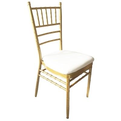 Light Gold Chiavari Chair Rental