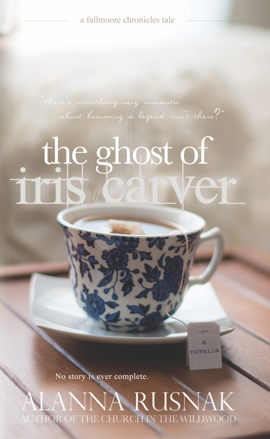 The Ghost of Iris Carver