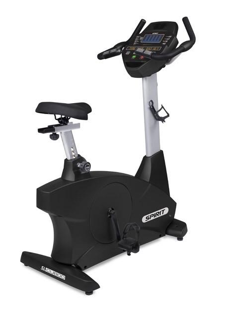 Spirit Fitness CU800 Upright Cycle