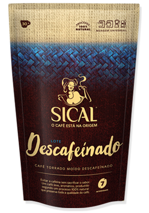 Cafe Sical (Moido/Ground) (250gr) [DECAFE) (On Sale)