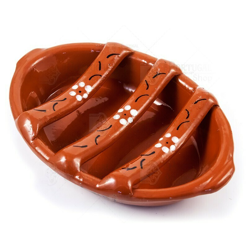 Terracota Sausage Griller / Assa Chouricos (Free Shipping on this Item)
