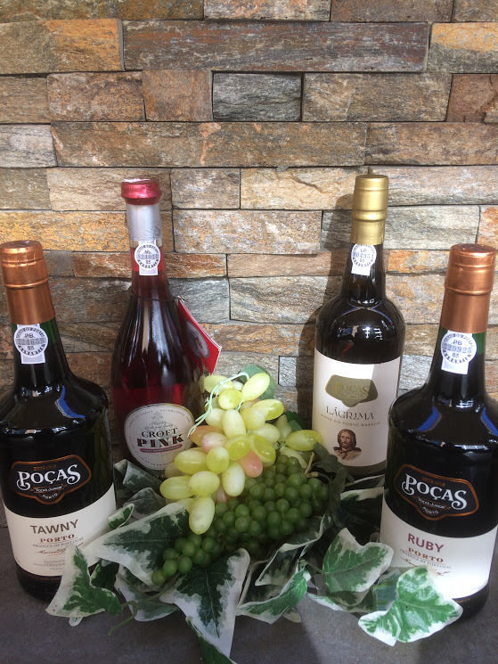 Porto Wines (4 Bottles) (Shipping Included)