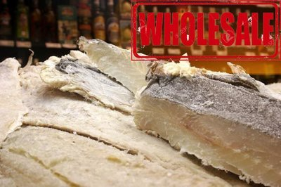 20 LBS - Salted Cod BomPorto (Norway) (Bacalhau) (Wholesale) (Shipping Included)