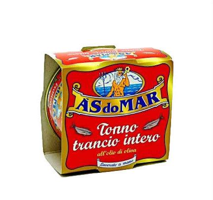 As do Mar Tuna in Olive Oil (200 gr)