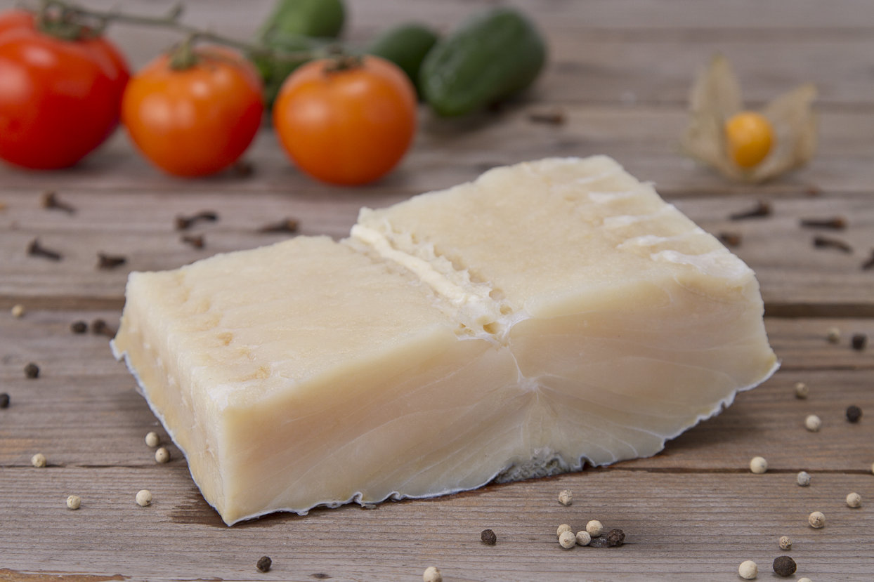 Dry Salted Cod (Bacalhau) with Skin/Bone (Thick Loins) BomPorto (Norway) + Free Shipping on Entire Site