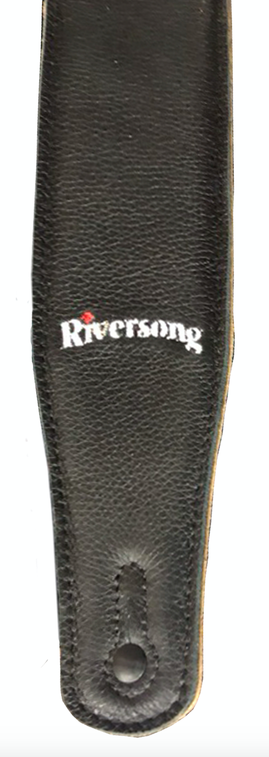 Riversong Garmet Leather Strap