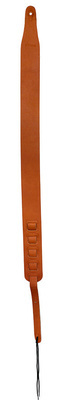 Brown Suede-style Strap
