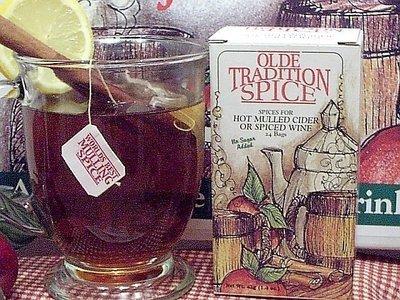 Mulling Spice 24 Tea Bags