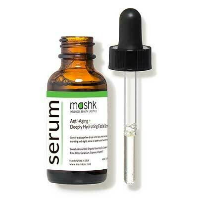 Anti Aging + Deeply Hydrating Facial Serum