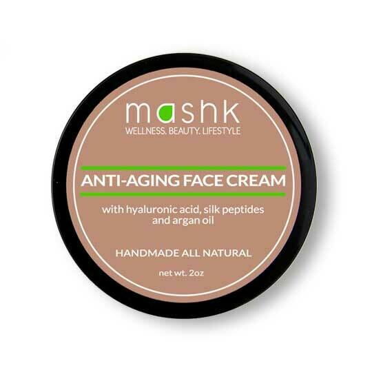 Anti-Aging Day-Cream W/Hyaluronic Acid