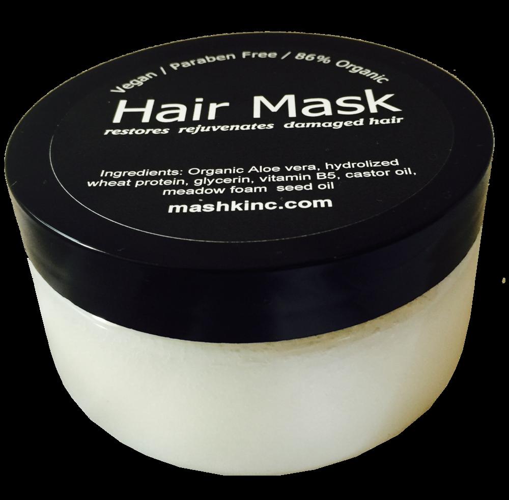 Vegan Hair Mask