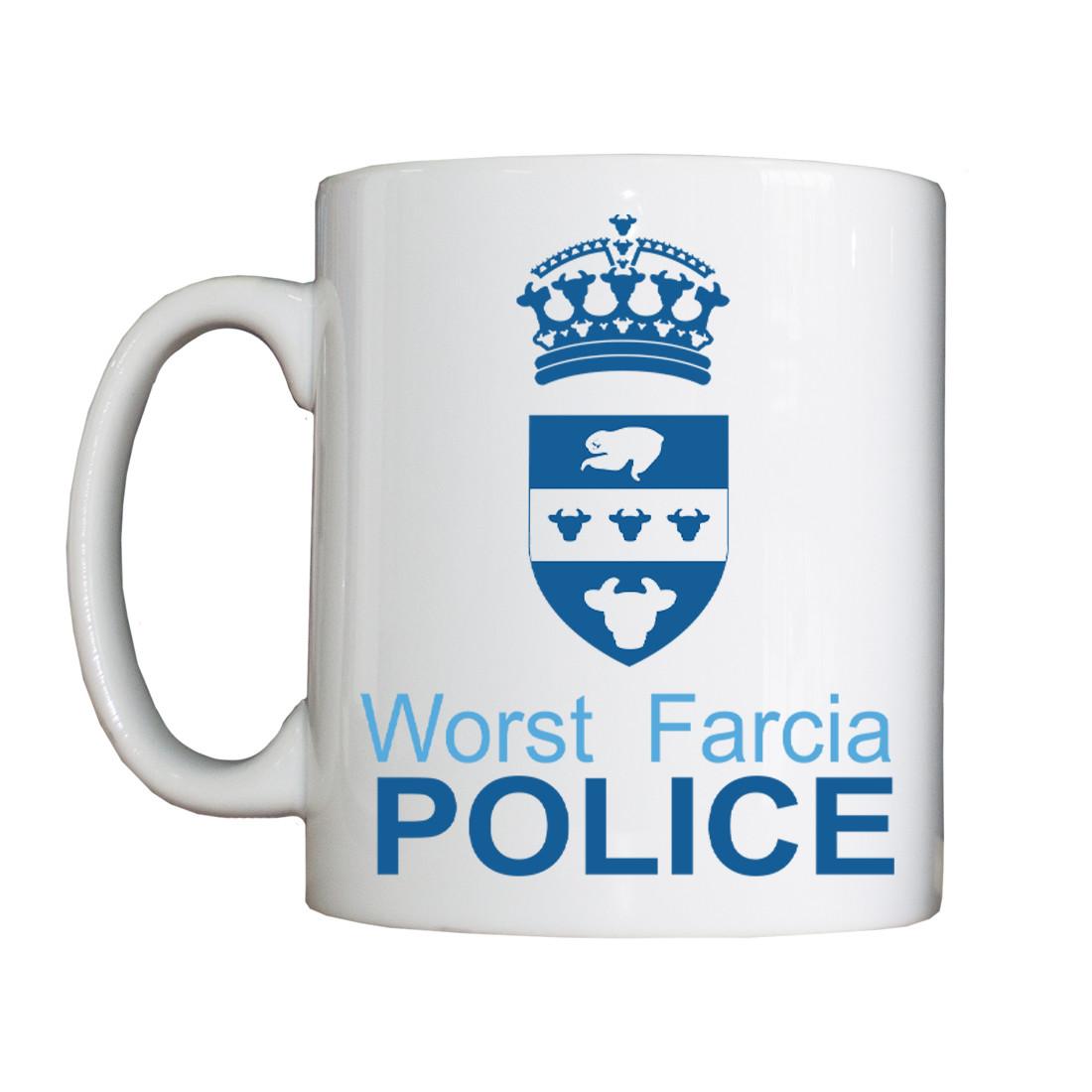 Personalised 'Worst Farcia' Drinking Vessel (Mug)