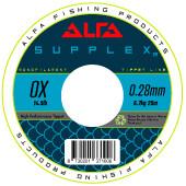 Alfa Supplex Monofilament Tippet Line