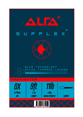 Alfa Supplex Blue Technology Leader