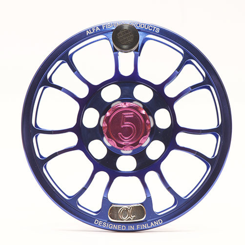 ALFA 5+ Spare Spool