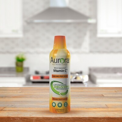 Micro-Liposomal Vitamin C (5.4 OZ/ 160ml) 1000mg Per Serving