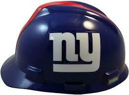 Giants Hard Hat