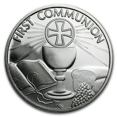 First Communiuon Group Photo