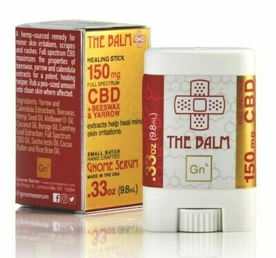 The Balm-Soothing for Burns & Cuts 150mg CBD  0.33oz
