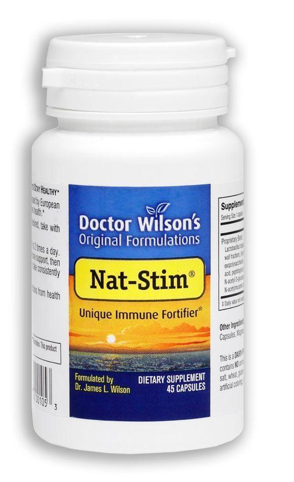 Nat-Stim 45 Capsules
