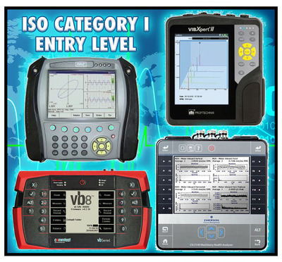 ISO Category I (Entry Level Vibration Analysis) - July 7-10, 2020 NEW ORLEANS, LA