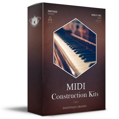 MIDI Construction Kits - Royalty Free Samples