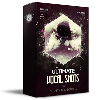 Ultimate Vocal Shots - Royalty Free Samples