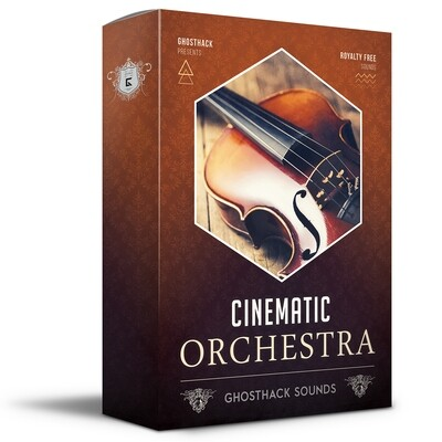 Cinematic Orchestra - Royalty Free Samples