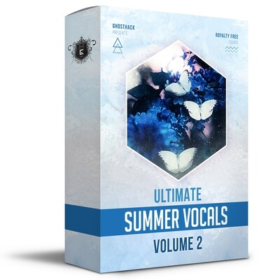 Ultimate Summer Vocals Volume 2 - Royalty Free Samples