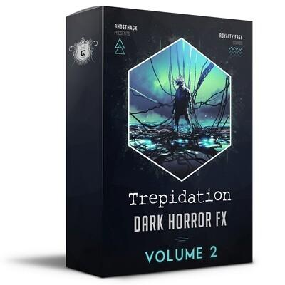 Trepidation - Dark Horror FX Volume 2 - Royalty Free Samples