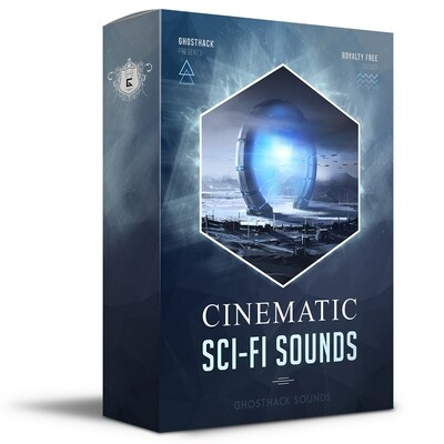 Cinematic Sci-Fi Sounds - Royalty Free Samples