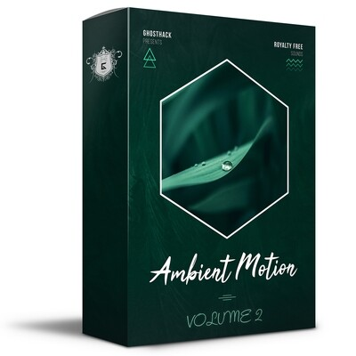 Ambient Motion Volume 2 - Royalty Free Samples