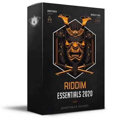 Riddim Essentials 2020 - Royalty Free Samples