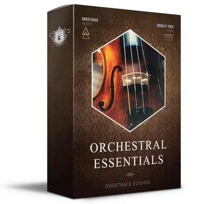 Orchestral Essentials - Royalty Free Samples