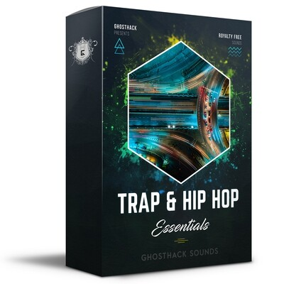 Trap and Hip Hop Essentials - Royalty Free Samples