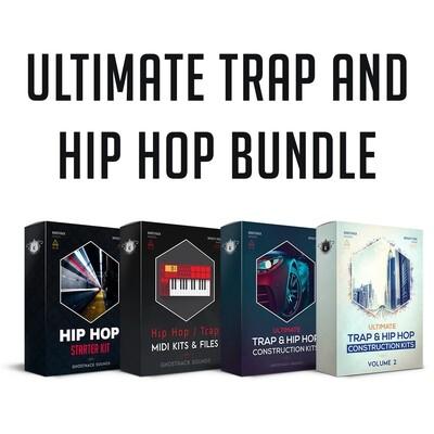 Ultimate Trap and Hip Hop Bundle - Royalty Free Samples