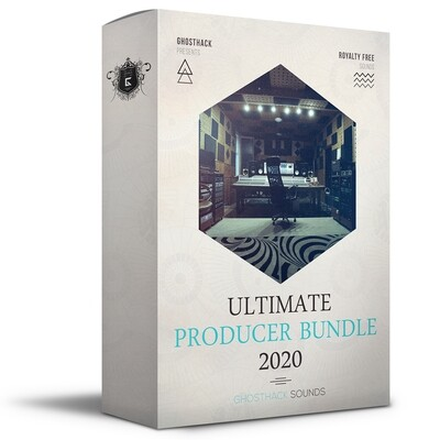 Ultimate Producer Bundle 2020 - Royalty Free Samples