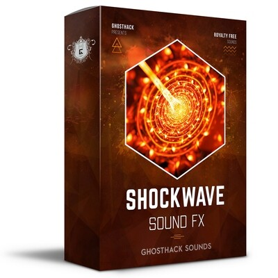 Shockwave Sound FX - Royalty Free Samples