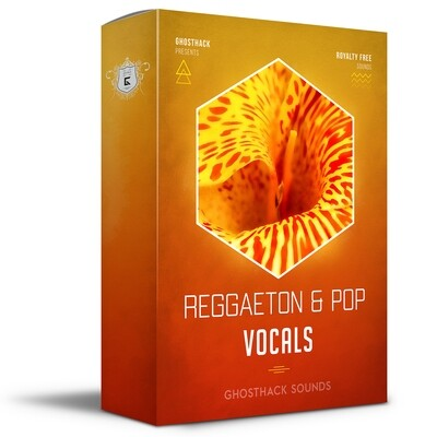 Reggaeton & Pop Vocals - Royalty Free Samples