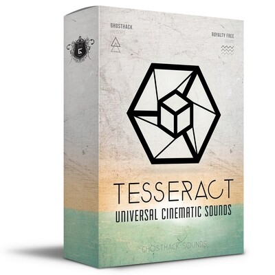 Tesseract - Universal Cinematic Sounds - Royalty Free Samples