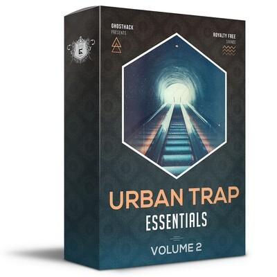 Urban Trap Essentials Volume 2 - Royalty Free Samples