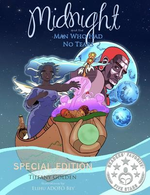 Book 1- SPECIAL EDITION Midnight and the Man Who Had No Tears