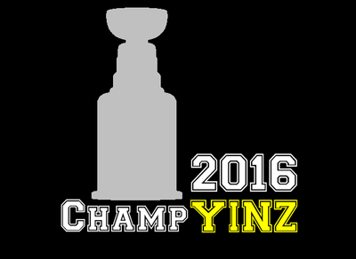 2016 Stanley Cup ChampYINZ