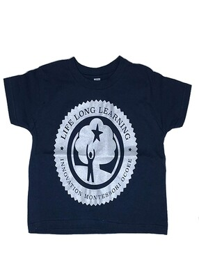 Navy Lifelong Learning T-Shirt