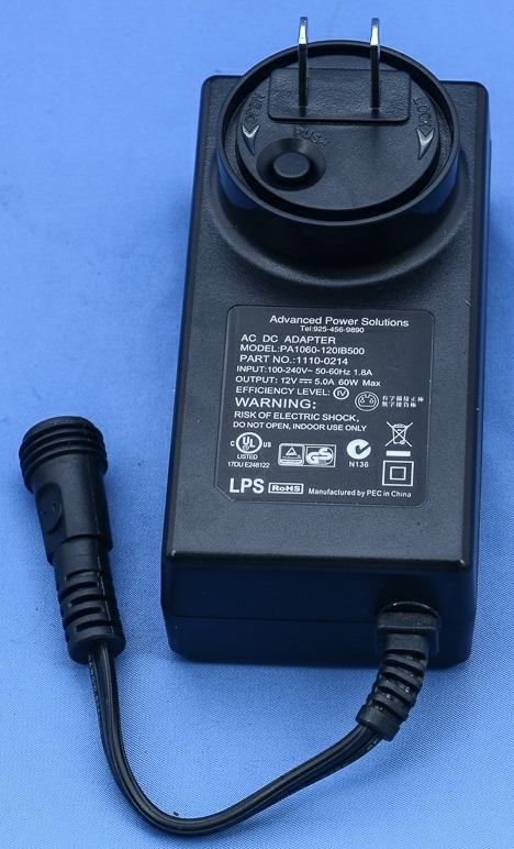 Power Supply 12.5Vdc - 5 Amps