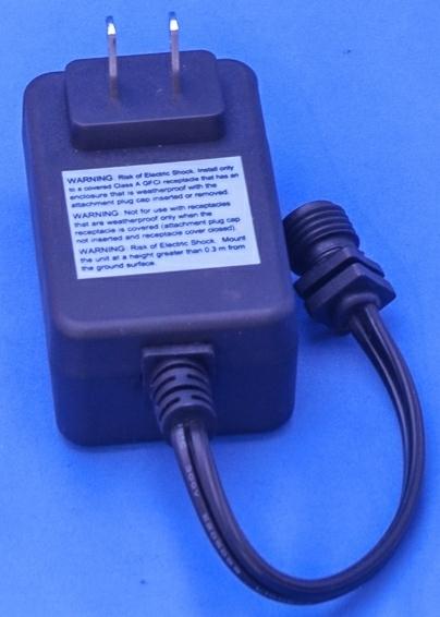 Power Supply 5.5Vdc - 3 Amps