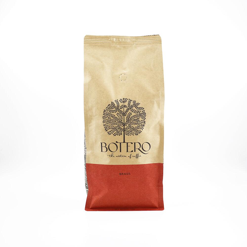 Botero 'Brass' - Espresso Grind 250g