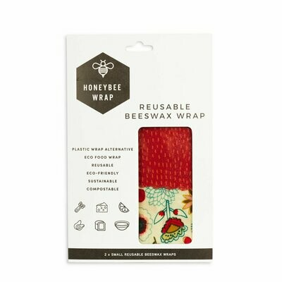 Honeybee Wraps - Small Wrap (Twin Pack)