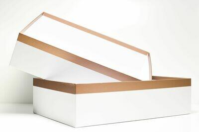 Bluebottles Gift Box - White / Gold
